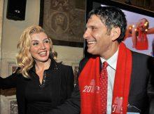Milly Carlucci e Fabrizio Frizzi